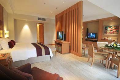 Hotel Ciputra Jakarta, Jakarta, Indonesia - Cabana Room