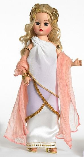 Helen of Troy - Madame Alexander doll