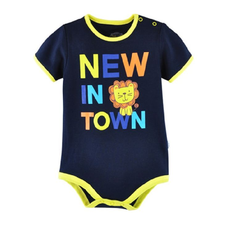 Wholesale Baby Clothes Newborn Bodysuits 100% Cotton Soft Infant Body For Baby One-piece Dress Toddler Jumpsuit Tops T-Shirts