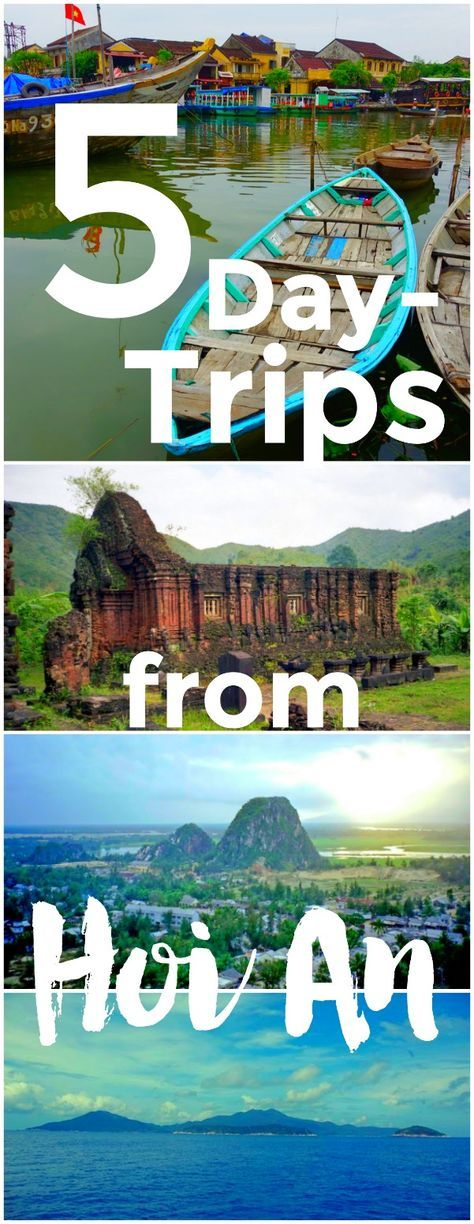 5 easy, interesting day trips from Hoi An, Vietnam