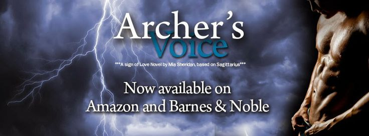 Reviews by Tammy and Kim: Reviews and Giveaway: Archer's Voice: Mia Sheridan