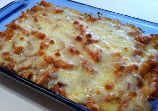 SNEAKY Gluten-Free Baked Ziti  @Raising Jack with Celiac #recipe #glutenfree