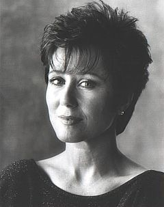 Mary McDonnell, oddly only really beautiful when not smiling. Dances with Wolves and Evidence of Blood are her best.