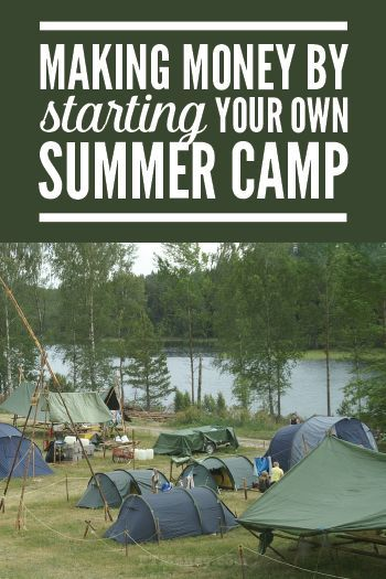 Make extra money by conducting your own summer camp. Lori Martin of Cub Creek Science Camp shares insight into her story and gives tips on how to start your own summer camp. http://ptmoney.com/making-money-with-a-summer-camp/