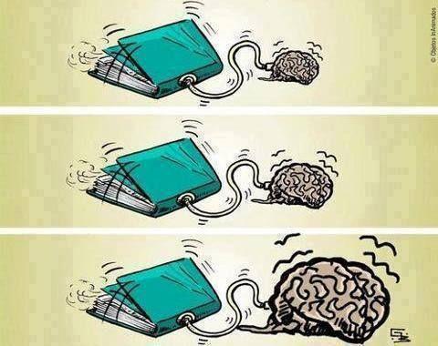 «Чтение — не простое перевертывание страниц. Это раздумья над написанным, пометки на полях, мысленные сопоставления с другими книгами, поиски новых идей или образов. Не имеет смысла читать, если вы просто «глотаете» книгу, а через десять минут забываете, о чем она. Чтение книги — это упражнение для вашего ума, гимнастика для мысли, развивающая воображение» (Ноам Хомский. Системы власти).  #книги #книголюб #чтение #книжки #иллюстрация #цитаты #мысль #readingcomua #books #reading #book #книга…