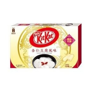 Annin Tofu (Almond Jelly) #kitkat