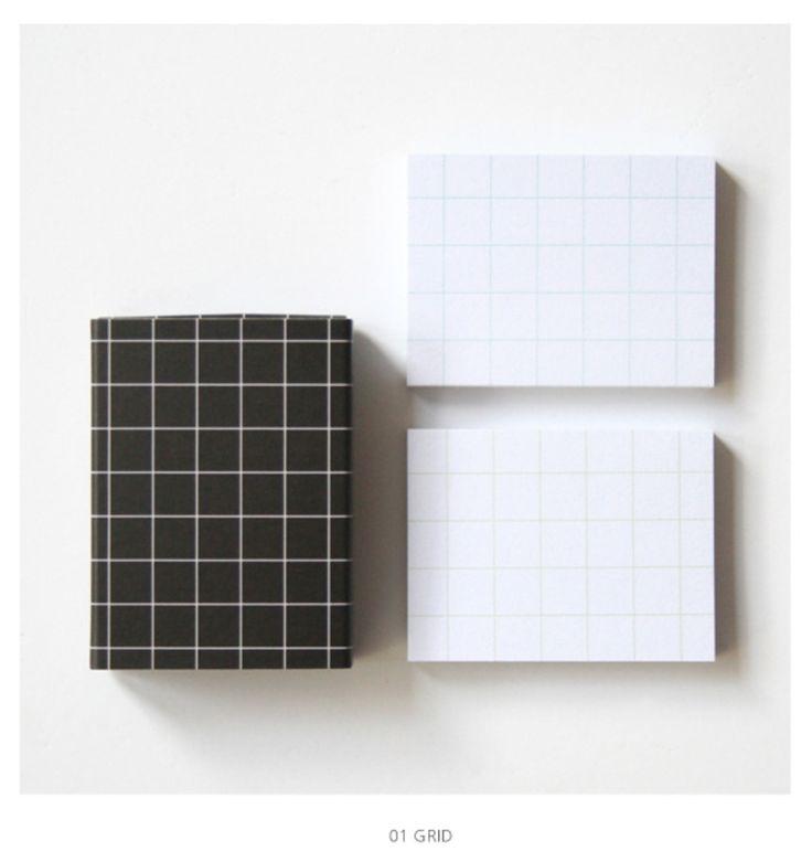 Illustration Box Sticky Note