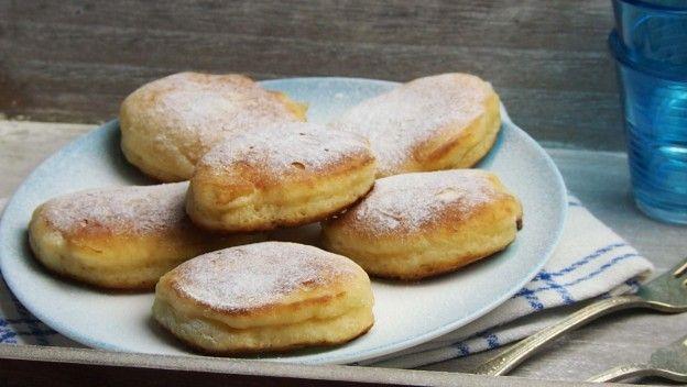 yeast pancakes - ideal / idealne racuchy drożdżowe