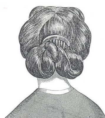 A nicely expanded explanation about hairstyles during the Civil War with some nice pictures to illustrate.