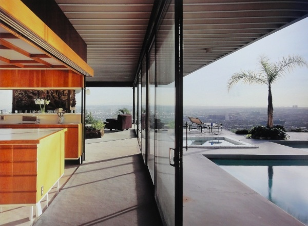 The Stahl House Is A Part Of Case Study Program Also Named As It Located In Los Angeles Designed By Pierre Koenig