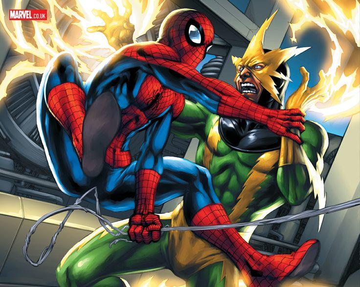 Spiderman vs Electro | Spiderman | Pinterest | Spiderman ...