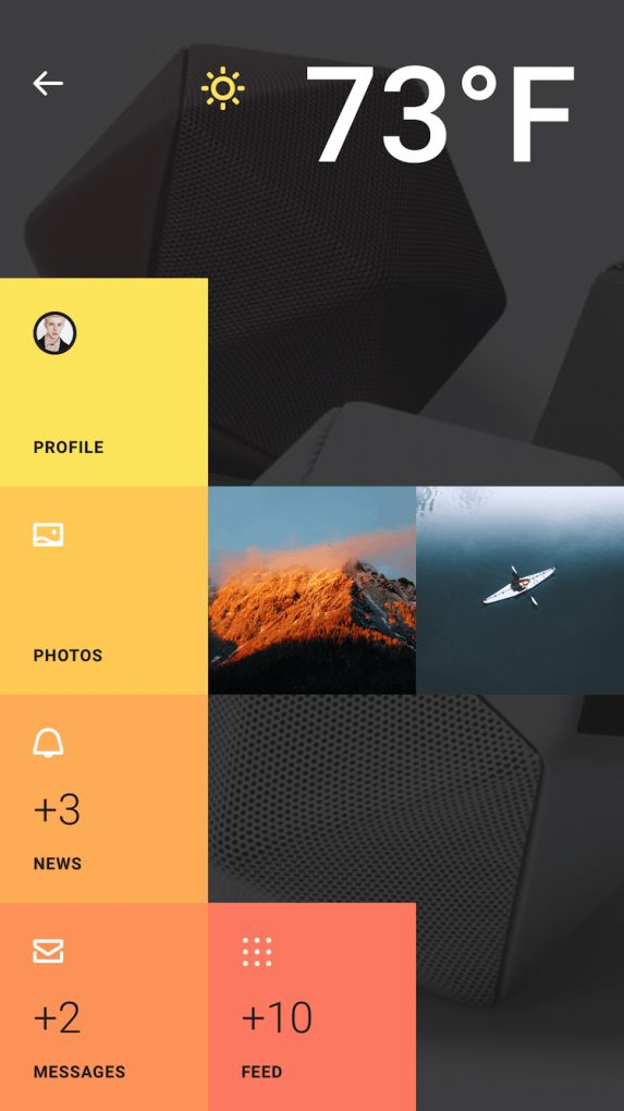 UI8 — Products — MNML iOS UI Kit