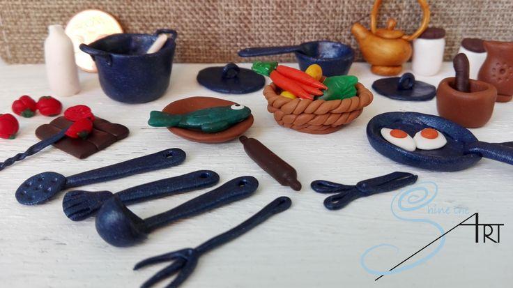 Miniaturas en arcilla polimérica hechas a mano sin moldes, en shinetheart.com #shinetheart #hechoamano, #arcillapolimérica, #miniatura, #muñeca, #casademuñecas  Miniatures handmade modeling clay without molds, at shinetheart.com #handmade, # polymerclay, #modelingclay, #miniature, # doll, #figurine, #dollshouse #tinypeople, #littlepeople, #mini, #toyphotography,#toys, #creative, #polymerclay, #dolls