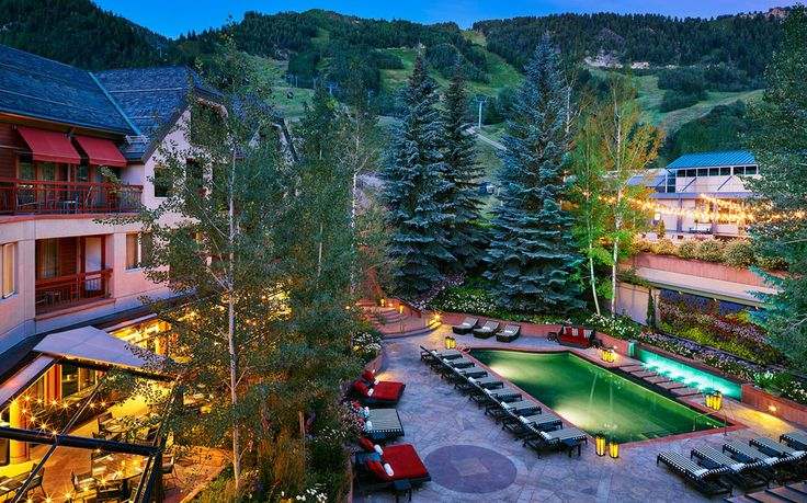 The Best Hotels in Every State: Colorado: The Little Nell