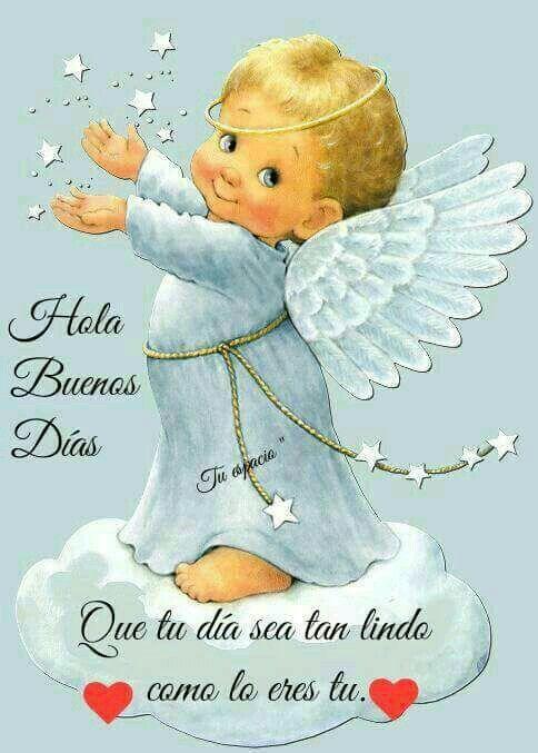 Bello angelito, quiero y