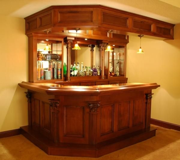 Custom Bars For Homes
