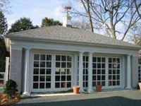 glass garage doors or frenchporte