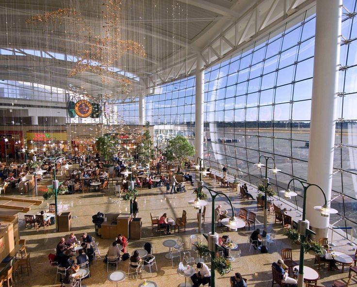 Seattle-Tacoma Airport Hacks - Thrillist Seattle