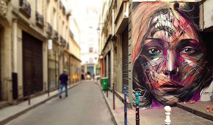 Γκράφιτι: Εκθαμβωτικές τοιχογραφίες στις «πινακοθήκες» του δρόμου [εικόνες] | iefimerida.gr