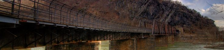 Appalachian Trail in MD - Weverton Cliffs