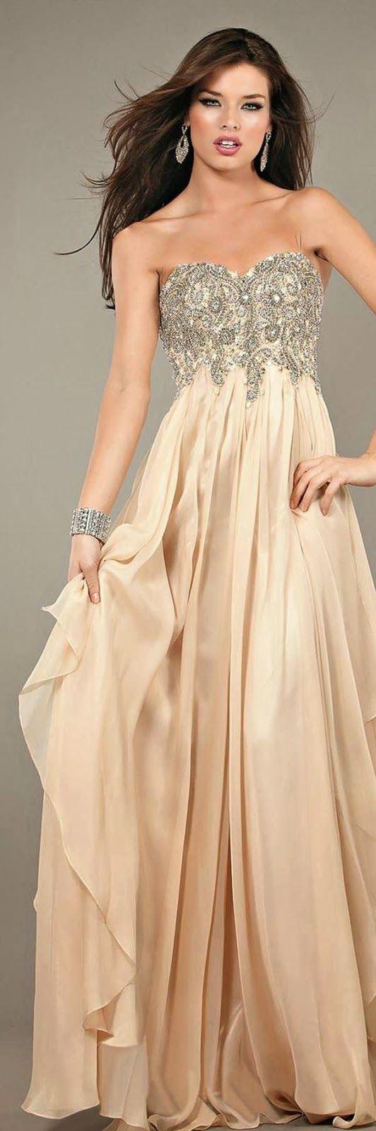 Maxi vestido para boda de noche y tambiénn de día #BodaTotal