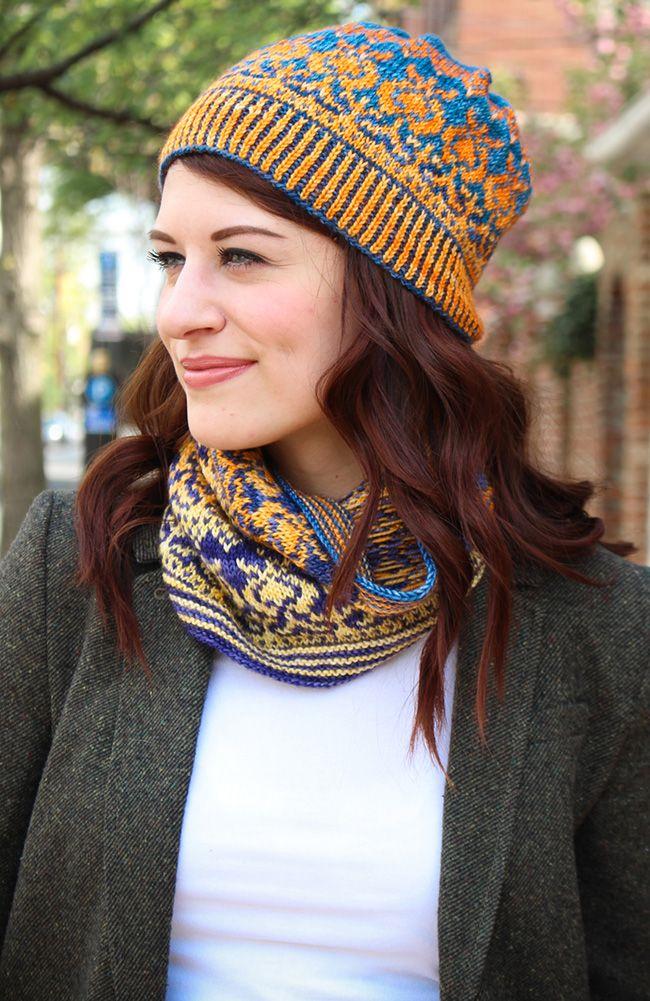 ISSUEdf16 ** Подарок чертополох: Knitty.com - Deep Fall 2016