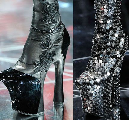 Style Pantry | Art On Heels: Check Out These 2009 Fabs
