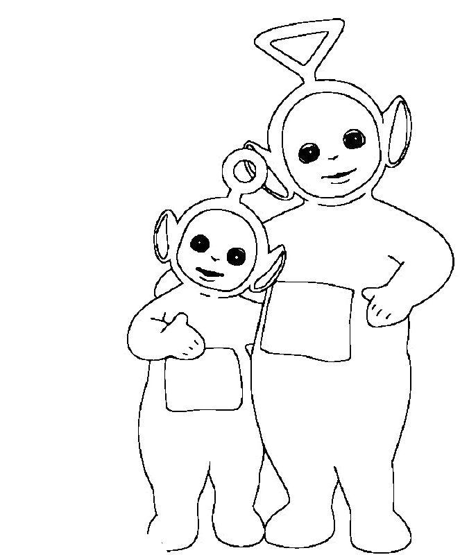 Teletubbies Coloring Book Kids Fun Com: 164 Best Images About تلوين رسوم متحركه On Pinterest