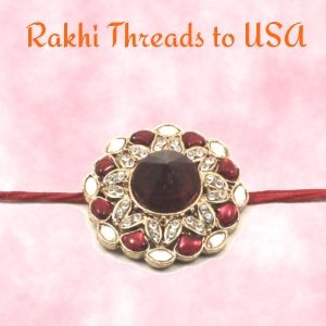 Rakhi Threads to USA