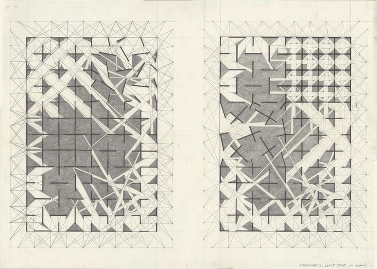 A_light study_plan drawing by Maja Knochenhauer
