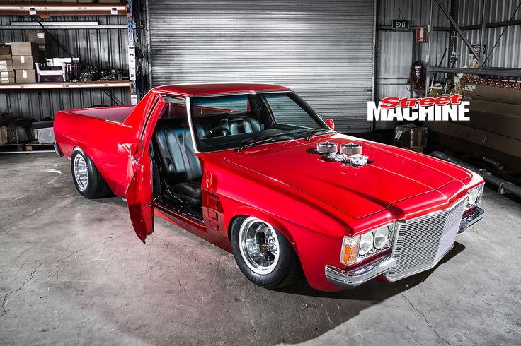 HZ Holden Ute Custom