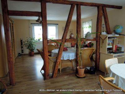 205 preis gesenkt kompl saniertes fachwerkhaus mit. Black Bedroom Furniture Sets. Home Design Ideas