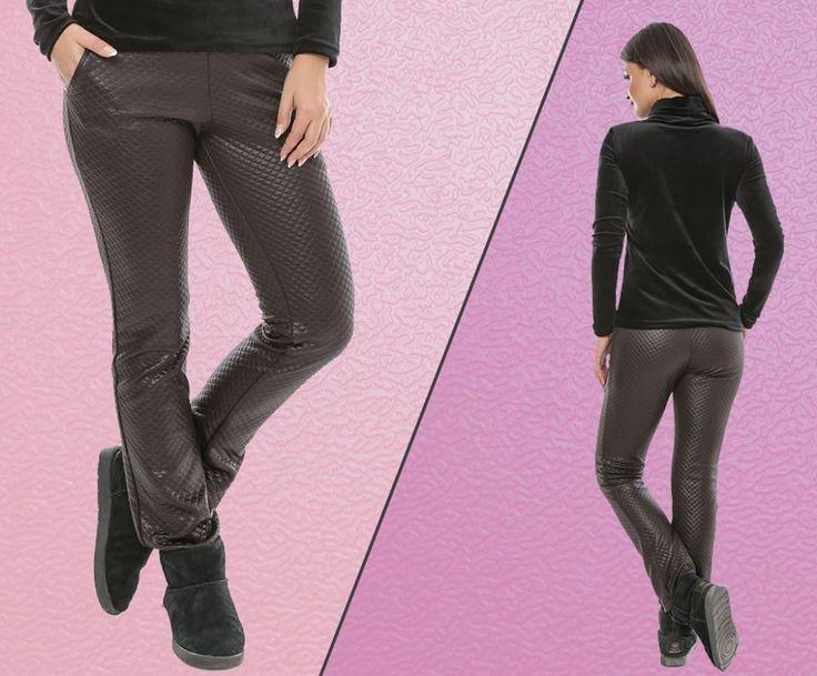 Vă prezentăm un nou model de pantaloni marca Adrom Collection lungi, foarte elastici, fabricați din jerseu. Procurarea lor se poate efectua online în regim en-gros accesând link-ul produsului: http://www.adromcollection.ro/404-pantaloni-angro-p089.html