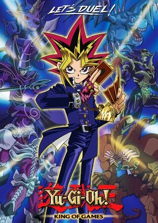 Yu-gi-oh. used to play it and used to watch it. ...does yugioh abridged count?