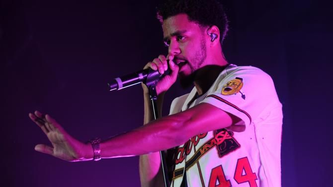 Rapper J. Cole is proving once again, why he could be labeled as one of America's most favorite MC's. Before 2014 ended, J. Cole released his highly anticipated album, 2014 Forest Hills Drive. The ...
