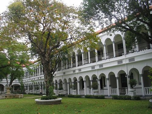 Oranje hotel, Surabaya, Java