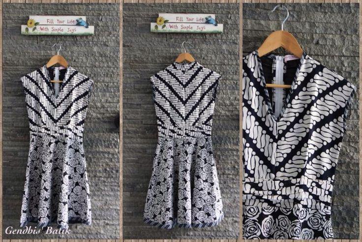 Batik Solo + Batik Garutan By Gendhis's Batik