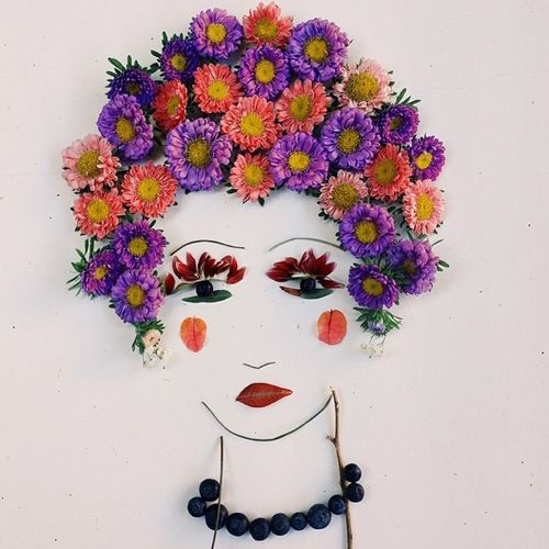 FaceTheFoliage by Justina Blakeney via Uppercase.