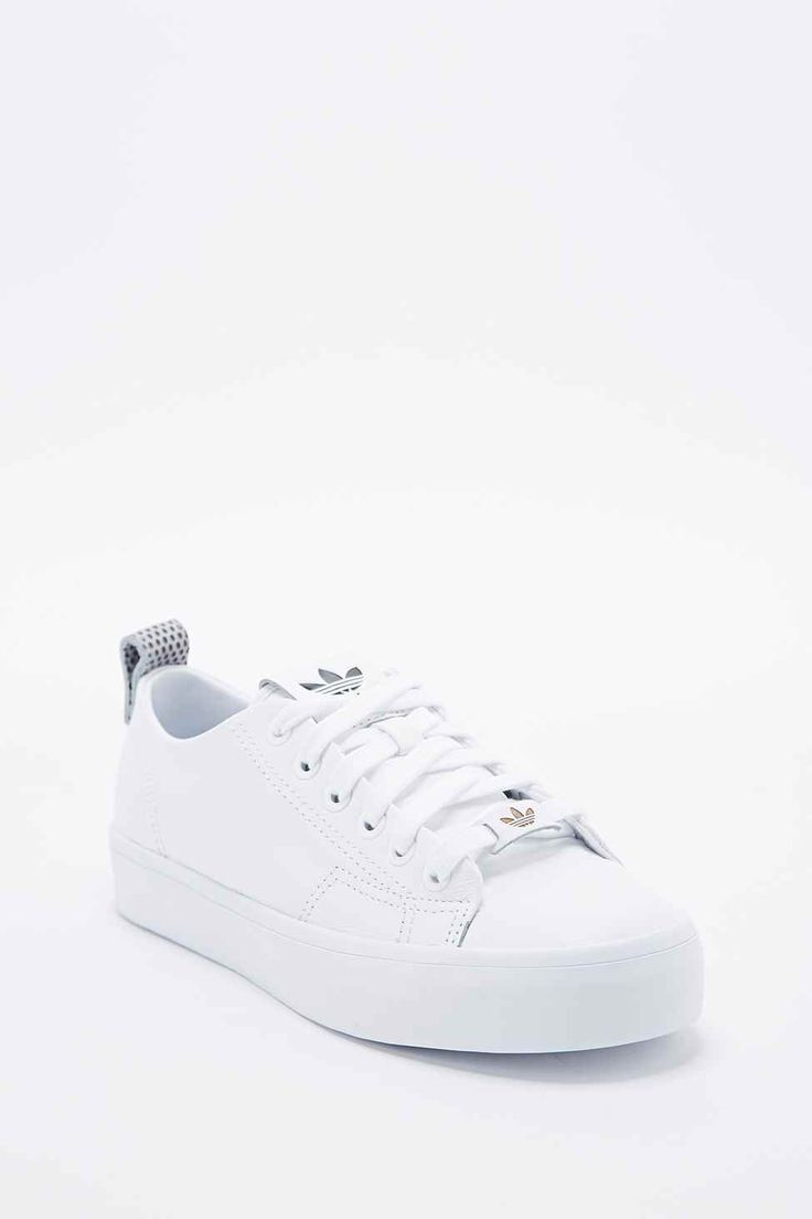 Adidas Honey 2.0 Low Trainers in White - Urban Outfitters