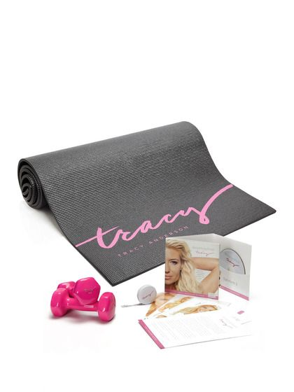 Such a great deal! Tracy Anderson's Metamorphosis Body Transformation DVD Program & Equipment for less
