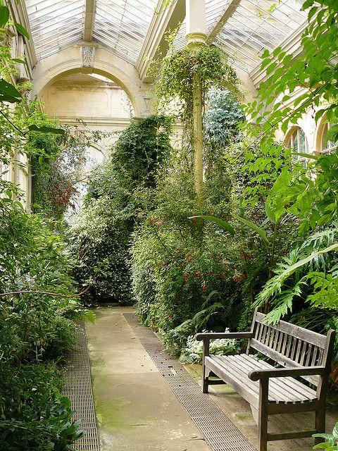 Castle Ashby - Orangery by Jay Seedy, via Flickr