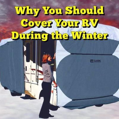 Why You Should Cover Your RV During The Winter... Read More: http://www.everything-about-rving.com/should-we-cover-our-rv-during-winter-storage.html Happy RVing! #rvcovers #everythingaboutrving #GoRVing #FindYourAWAY #RVlife #RVing #RV #RVs #RVers #Wanderlust #Explore #Adventure #Nature #RVLiving #CampLife #FullTimeRVer #Roadtrip #Travel #RVsofAmerica #HomeIsWhereYouParkIt #Camping #RVPark #Hiking #MotorHome #MotorHomes #TravelTrailer #NatureLovers #FunOnTheRoad
