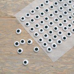 Snoep Ogen - Eetbare Ogen - 10mm - 40 stuks