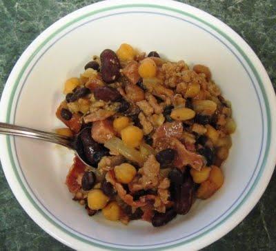 ... Slow Cooker - My Recipe Index on Pinterest   Bbq beef, Bean casserole
