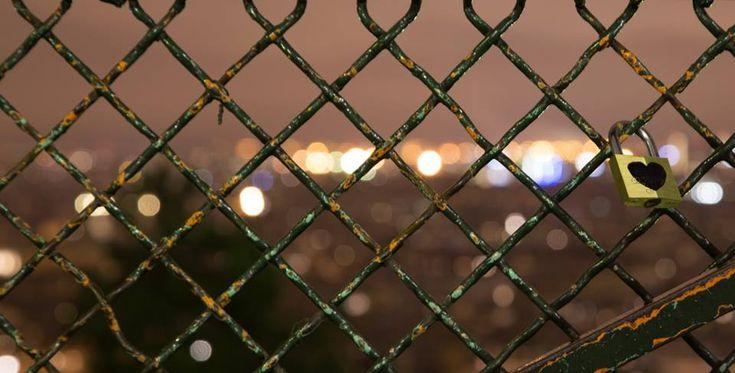cadenas pont paris © Julien Ribot