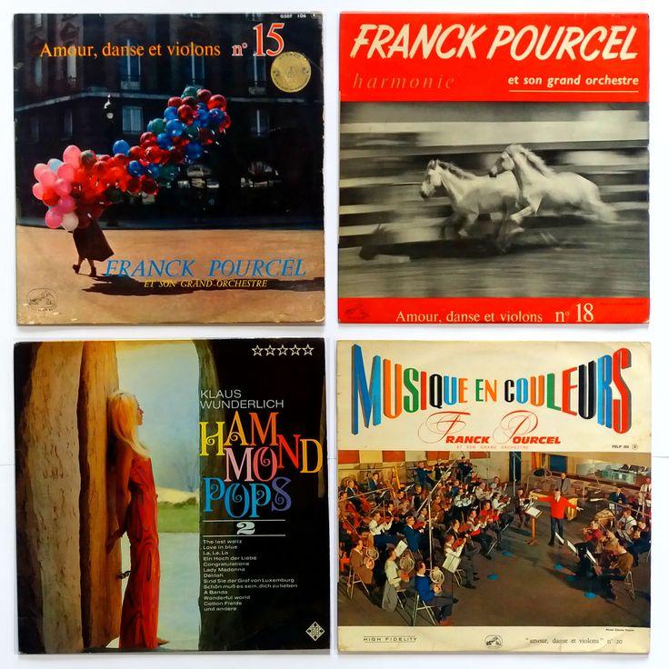 Franck Pourcel Et Son Grand Orchestre - Amour, Danse Et Violons N° 15   (VG/VG) - 195 грн.  Franck Pourcel Et Son Grand Orchestre - Harmonie  (G/VG) - 95 грн.  Klaus Wunderlich - Hammond Pops 2  (VG+/VG) - 195 грн.  Franck Pourcel Et Son Grand Orchestre - Musique En Couleurs  (G+/VG) - 95 грн. #EasyListening #FranckPourcel #KlausWunderlich #newindiskultura #diskultura #TrueVinylRecordStore #kyiv#kiev #киев #київ #kyivshop #vinyl #винил #пластинки