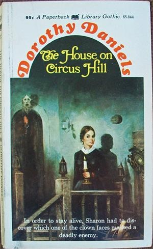 I'm a sucker for old Dorothy Daniels Gothic Mysteries