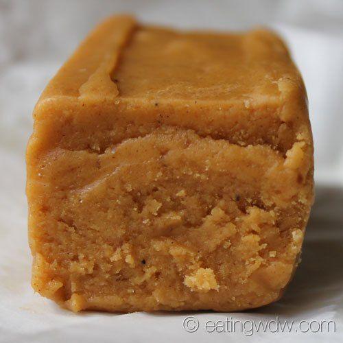 WDW's Pumpkin Fudge | Food I Love | Pinterest
