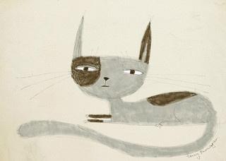 Terry Runyan Cat