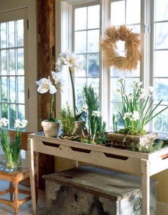 Fern Creek Cottage: Potting Bench Inspiration